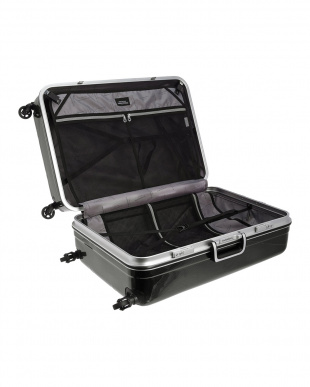 ブラックカーボン ハードスーツケース94L見る