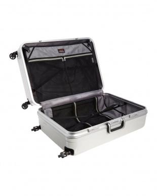 ホワイトカーボン ハードスーツケース94L見る