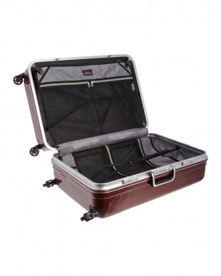 レッドカーボン ハードスーツケース94L見る