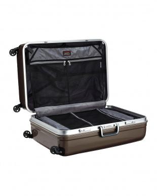 シャンパン ハードスーツケース94L見る