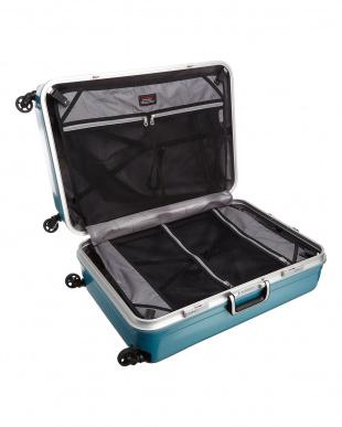 ブルー ハードスーツケース94L見る
