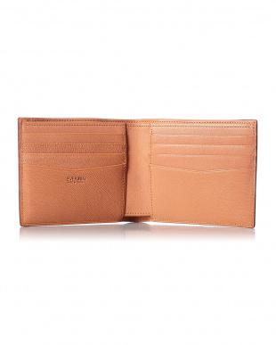 ワイン  アドバンレザー2つ折財布(純札)日本製見る