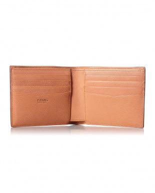 グリーン  アドバンレザー2つ折財布(純札)日本製見る