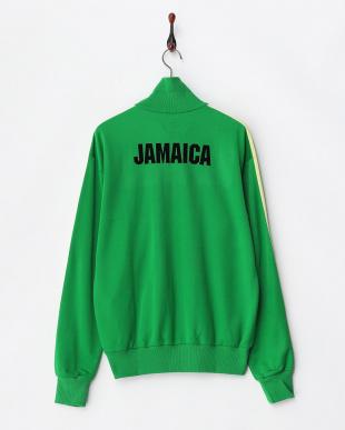 グリーン×ライトイエロー Jamaica Jacket MEN見る