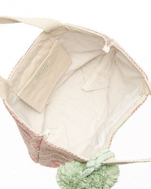 ピンク LP toto bag tweed見る
