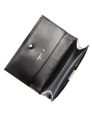 ブラック  GW10-06 バックポケットカードケース見る