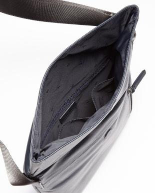 ネイビー  HH02-02 ショルダーバッグ 中見る