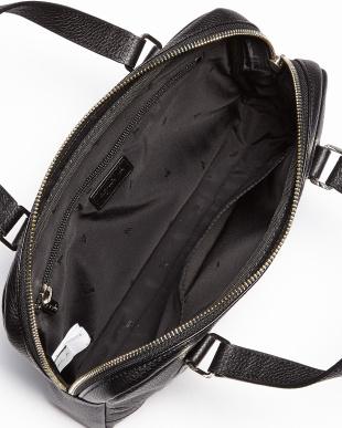 ブラック HH03-01 シボレザーハンドバッグ見る