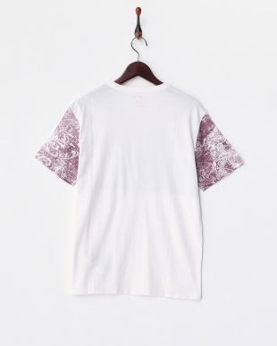 WILD PLUM  SCUBA P/S DAMASK JERSEY AS Tシャツ見る