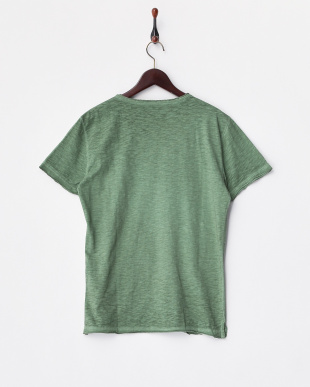ARMY GREEN  KALLEN/S POCKET JERSEY FLAME Tシャツ見る