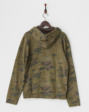 TURTLE TRAUL/S COMPACT FLEECE FLOWER SWEAT SHIRTS見る
