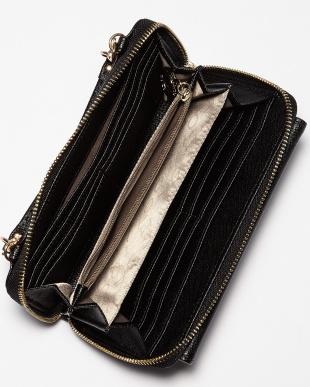 ブラック  お財布ショルダーバッグ見る