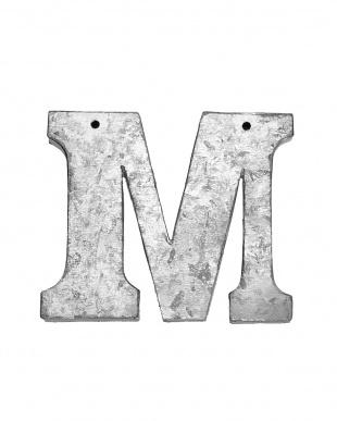 M  ブリキレター見る