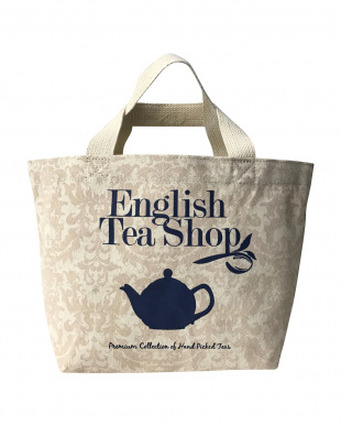 ENGLISH TEA SHOP  スペシャルセット 何が入るかお楽しみ ティーバック80枚+ランチトートバッグ付き見る