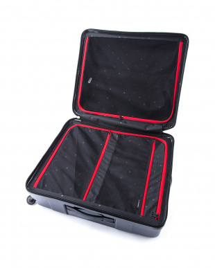 ブラック  メガマックス スーツケース105L見る