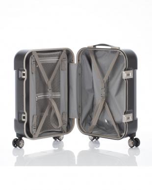 ダークブラウン ナローS スーツケース36L見る