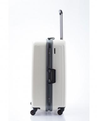 ホワイト  オーソL スーツケース100L見る