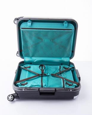 ブラック  トラストS スーツケース61L見る
