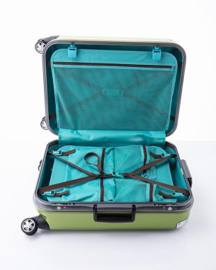 ライム  トラストS スーツケース61L見る
