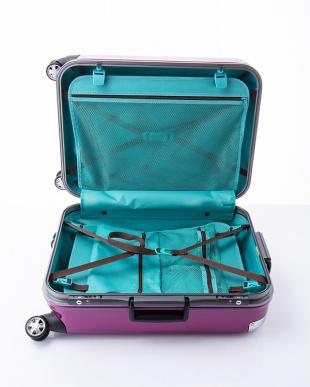 パープル  トラストS スーツケース61L見る