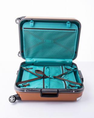 オレンジ  トラストS スーツケース61L見る