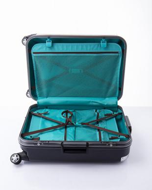ブラック  トラストM スーツケース73L見る