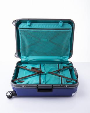 ブルー  トラストM スーツケース73L見る