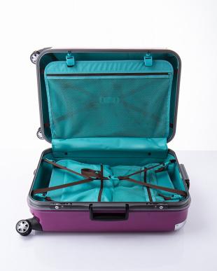 パープル  トラストM スーツケース73L見る