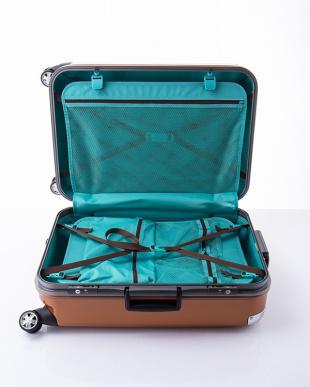オレンジ  トラストM スーツケース73L見る