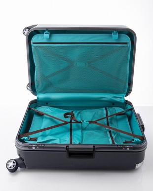 ブラック  トラストL スーツケース96L見る