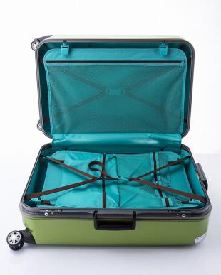 ライム  トラストL スーツケース96L見る