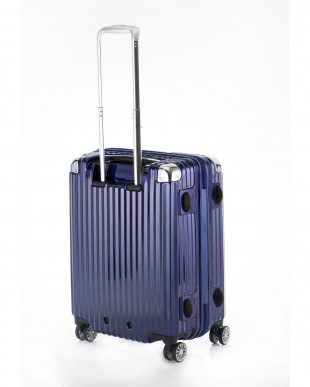 ブルーヘアライン  ストリークM スーツケース60L見る