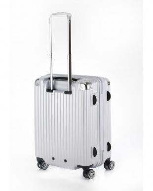 ホワイトヘアライン  ストリークM スーツケース60L見る