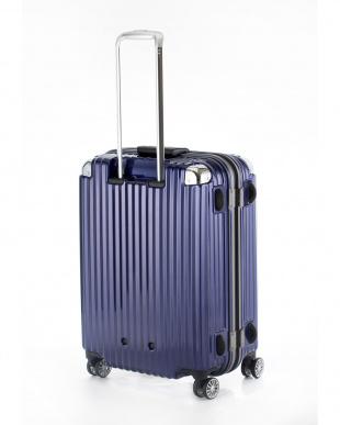 ブルーヘアライン  ストリークL スーツケース75L見る