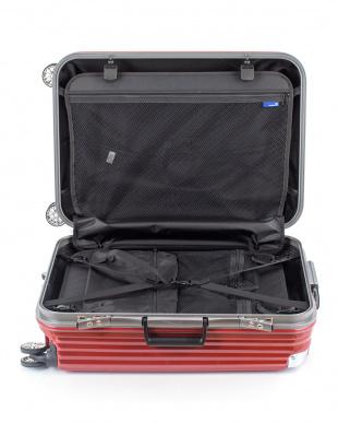 レッドヘアライン  ストリークL スーツケース75L見る