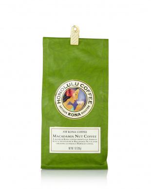 マカダミアナッツフレーバーコーヒー(粉) 2袋セット見る