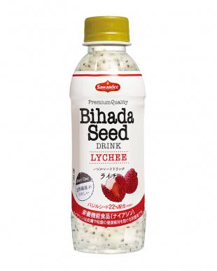 Bihada Seed Drink4種 トライアルセット (ライチ/ホワイトグレープ/マンゴー/レモン)見る