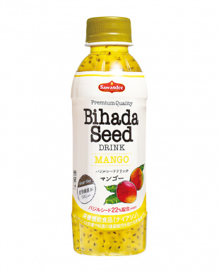 Bihada Seed Drink マンゴー 6本セット見る