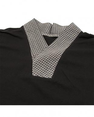 ブラック系  センスアップインナー Tシャツ MEN見る