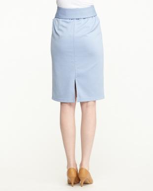 サックス  ポンチタイトスカート見る