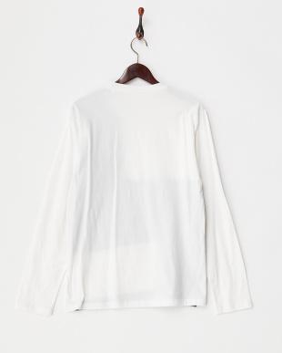 シロ  前身ニット 長袖Tシャツ見る