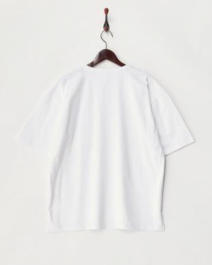 シロ  ルーズTシャツ見る