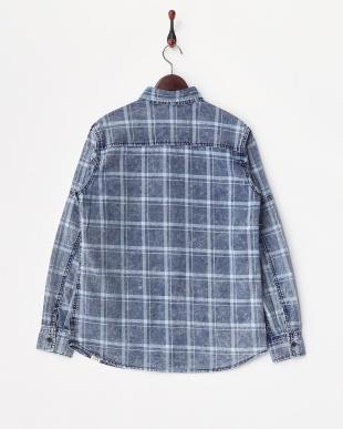 インディゴ  Indigo Check Shirts見る