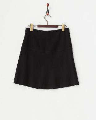 BLACK ONILLASA 台形スカート見る