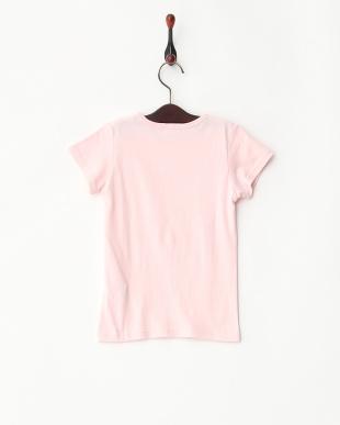 ピンク系  ミニリボンTシャツ見る