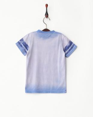 ブルー  ナンバーTシャツ見る