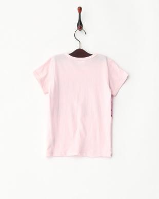 ピンク系  フラワーTシャツ見る