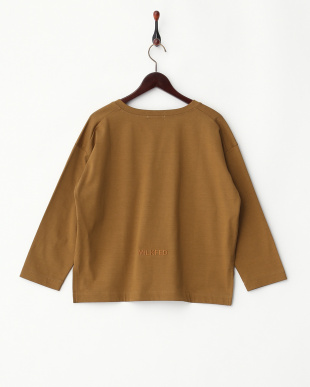 BROWN  V-NECK BIG TOP見る