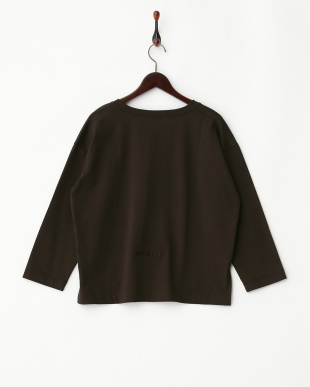 KHAKI  V-NECK BIG TOP見る