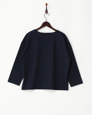 NAVY  V-NECK BIG TOP見る